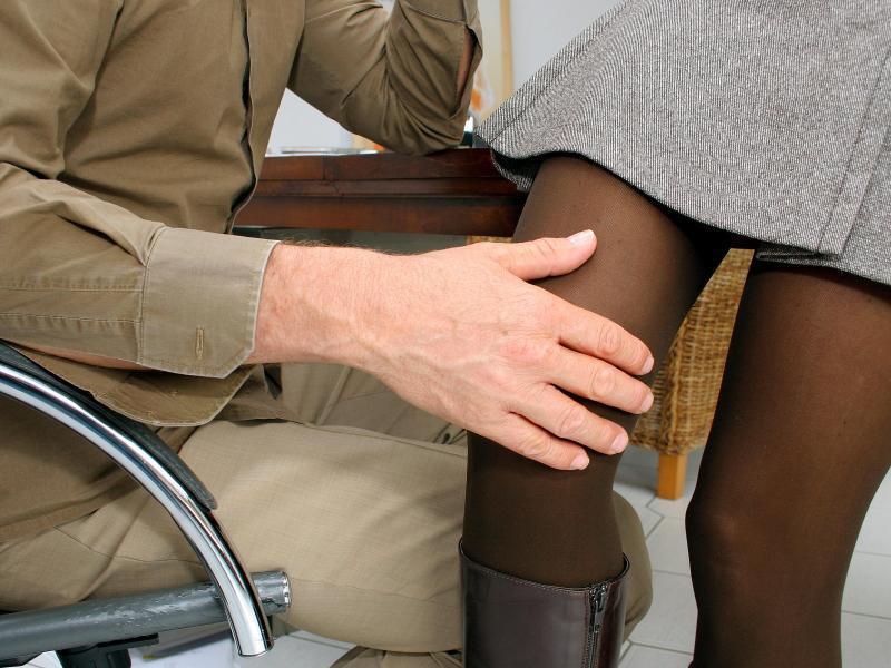 Bild zu Sexuelle Belästigung