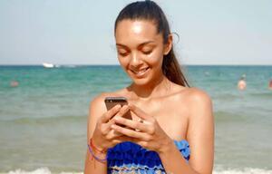 Beim Smartphone-Dating ist der erste Eindruck entscheidend!