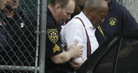 Bill Cosby, Haft, Urteil, Norristown, Handschellen, Polizei