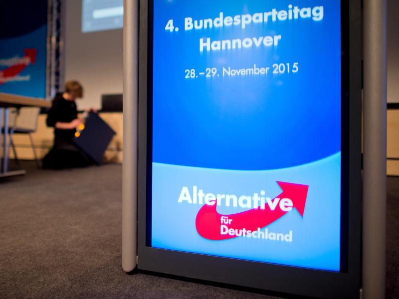 Bild zu AfD in Hannover