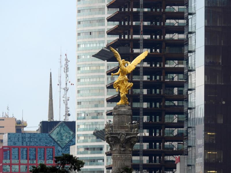 Bild zu Ozongefahr in Mexiko-Stadt