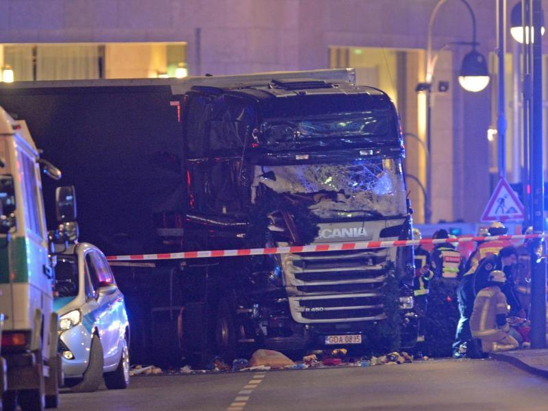 Bild zu Anschlag am Breitscheidplatz