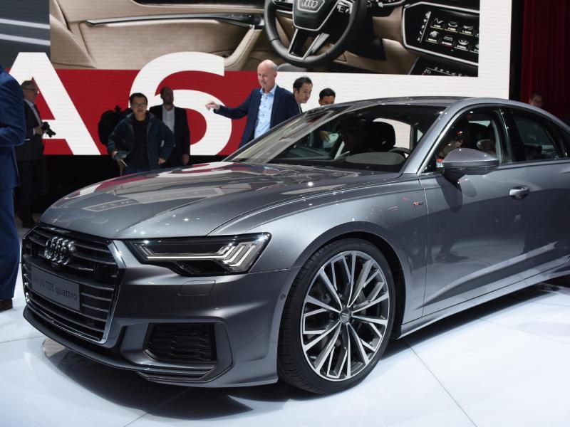 Bild zu Audi A6