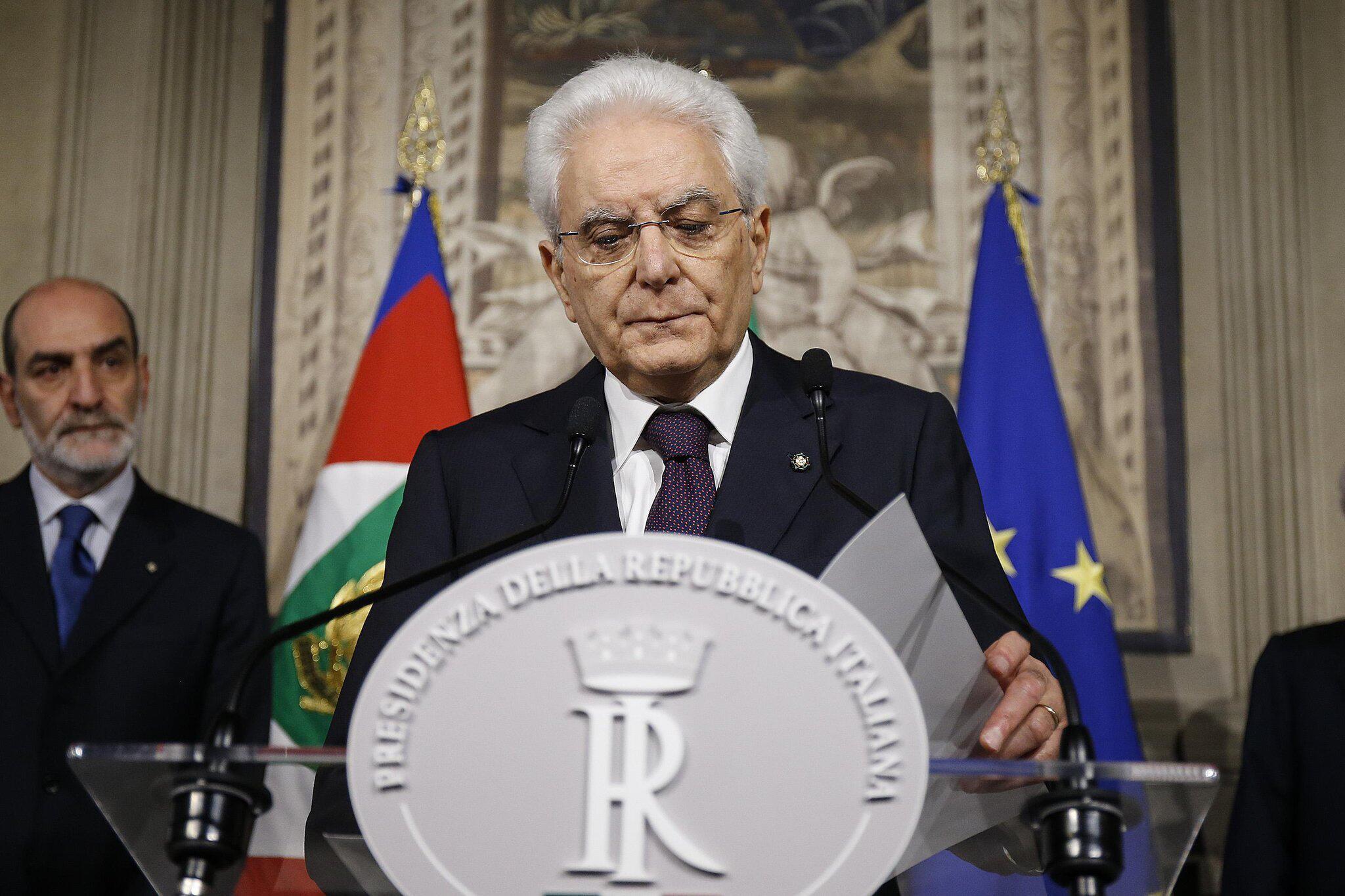 Bild zu Regierungsbildung in Italien gescheitert