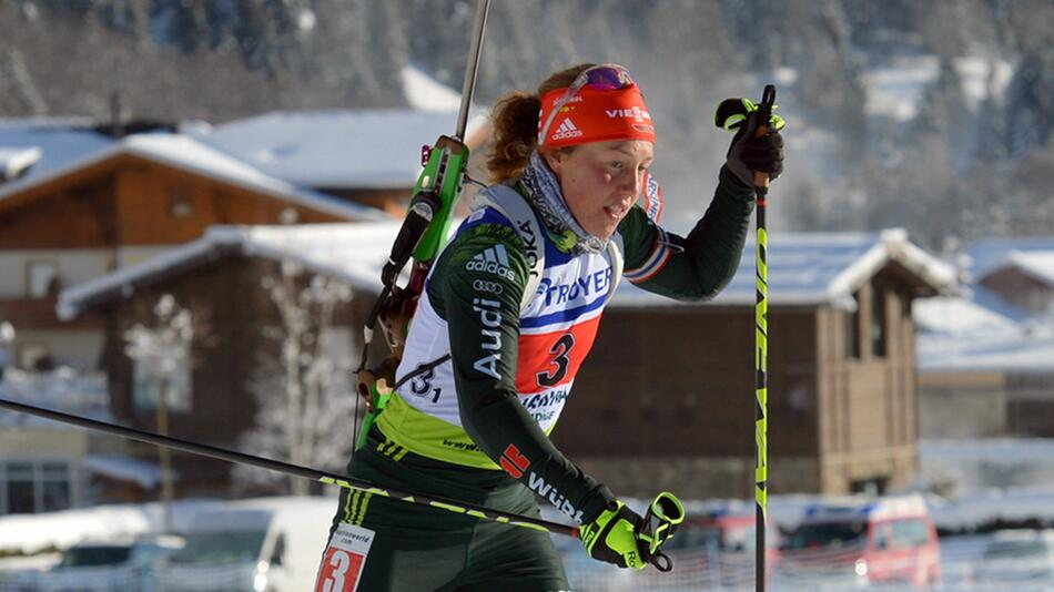 Laura Dahlmeier, Tschechien