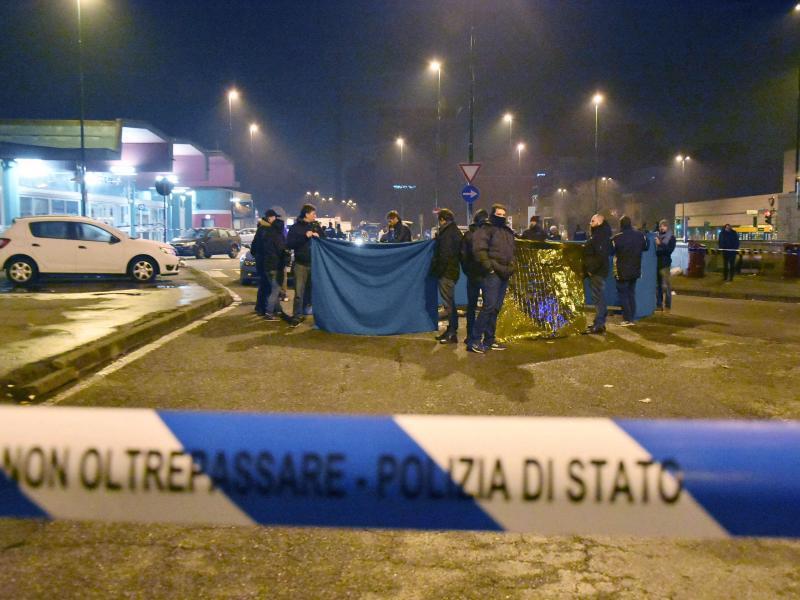 Bild zu Tod in Mailand