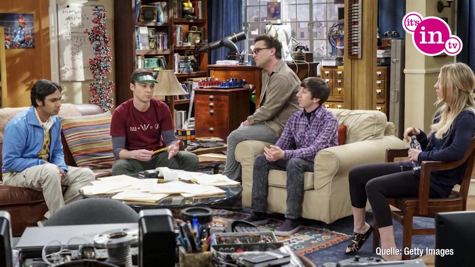 Bild zu The Big Bang Theory - Leonard-Darsteller deutet Ende an