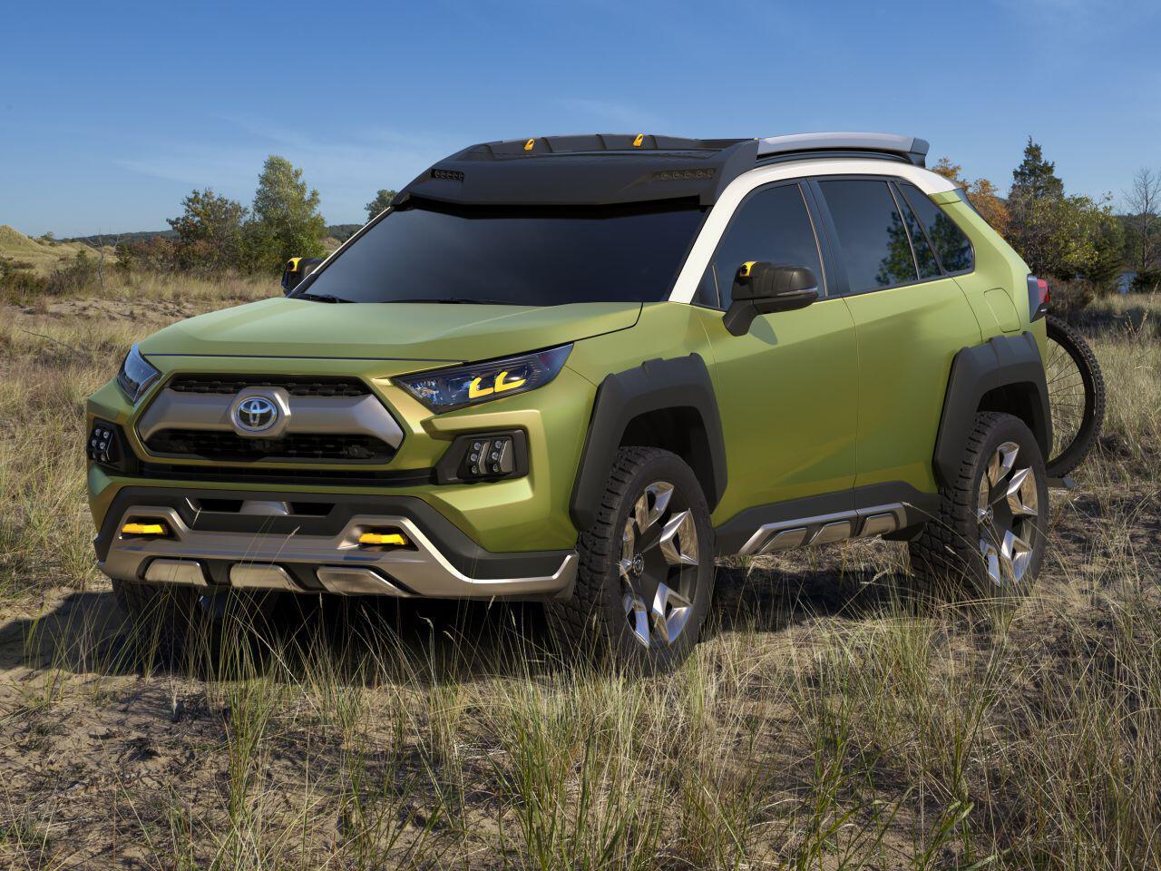Bild zu Toyota FT-AC Concept