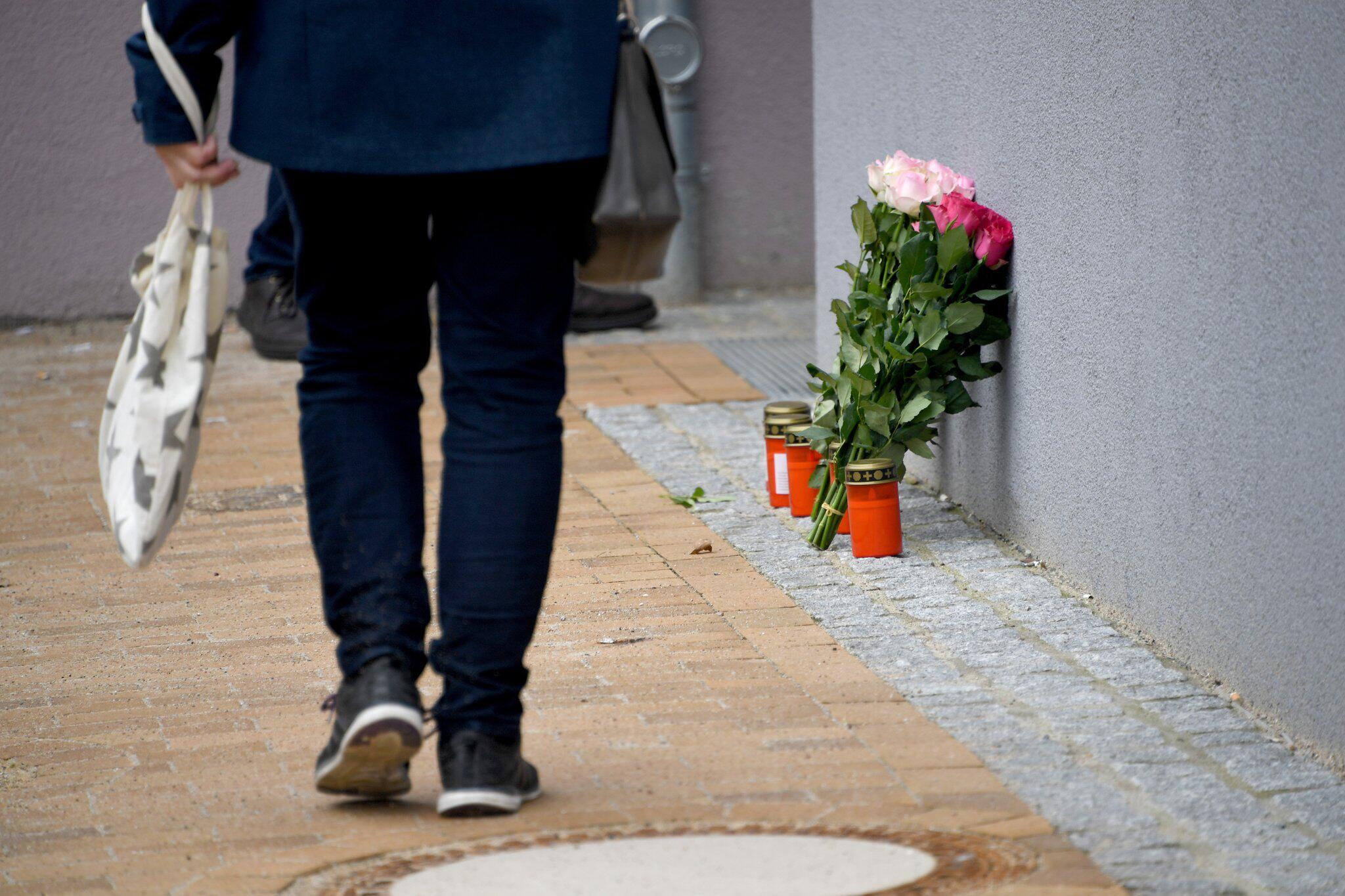 Bild zu After deadly knife attack in Flensburg