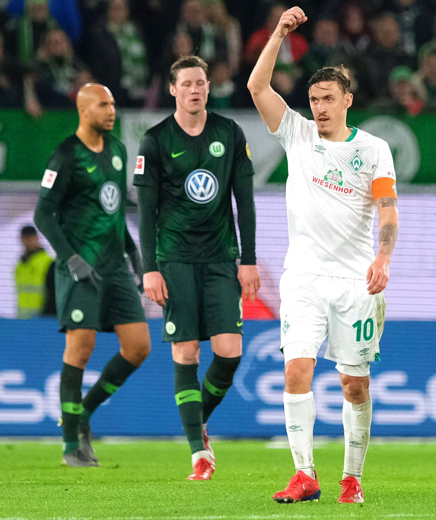 Bild zu VfL Wolfsburg - Werder Bremen