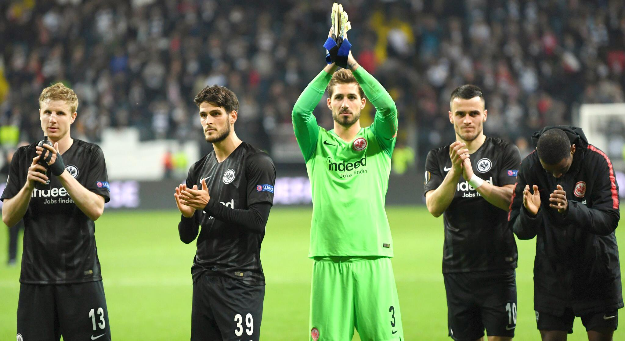 Bild zu Eintracht Frankfurt - FC Chelsea