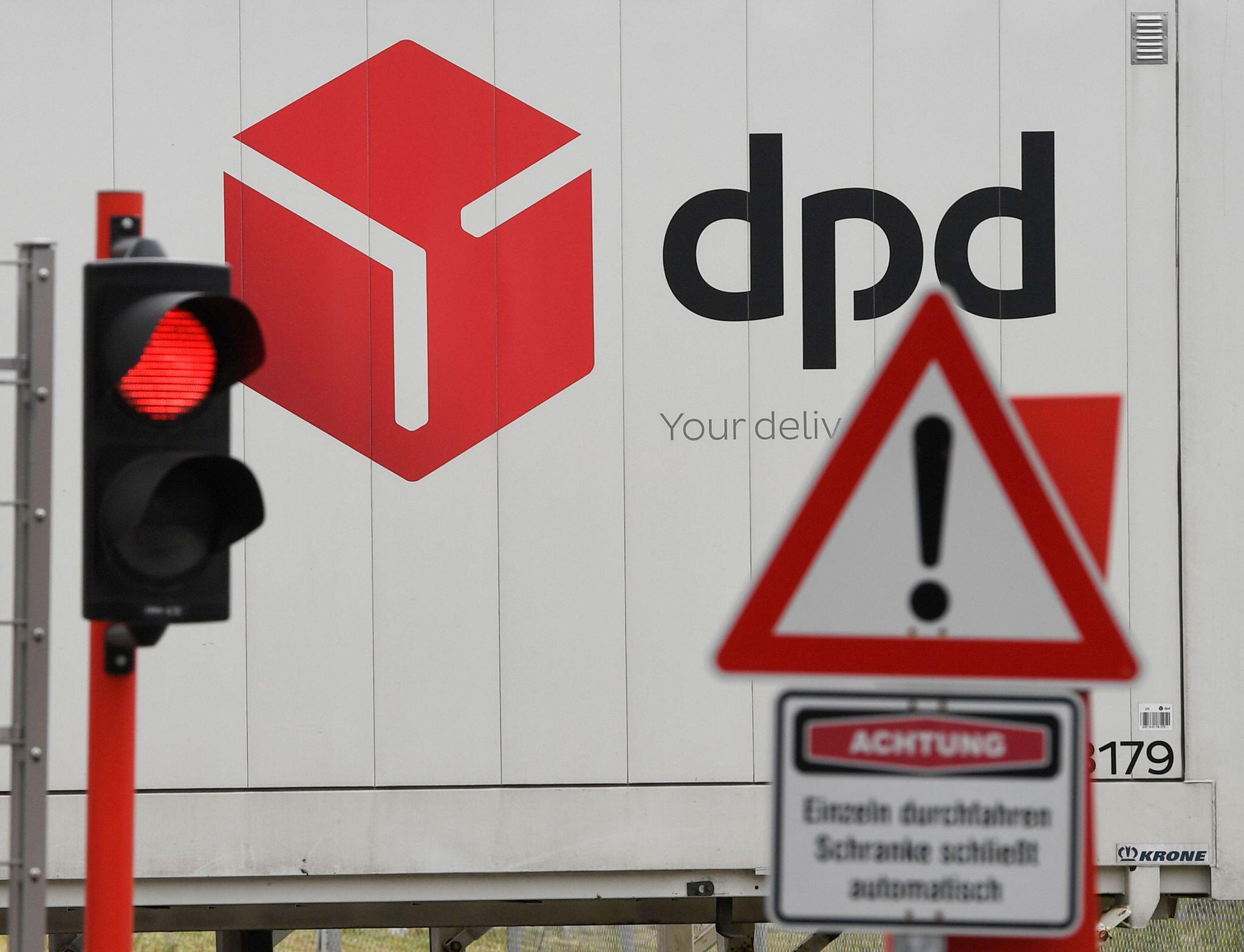Bild zu DPD-Standort