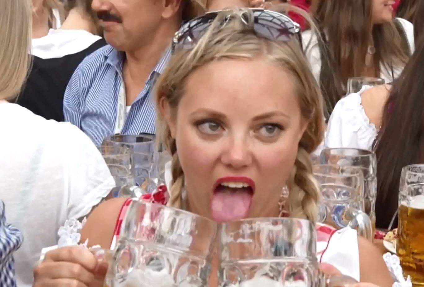 Bild zu Bier, Wiesn