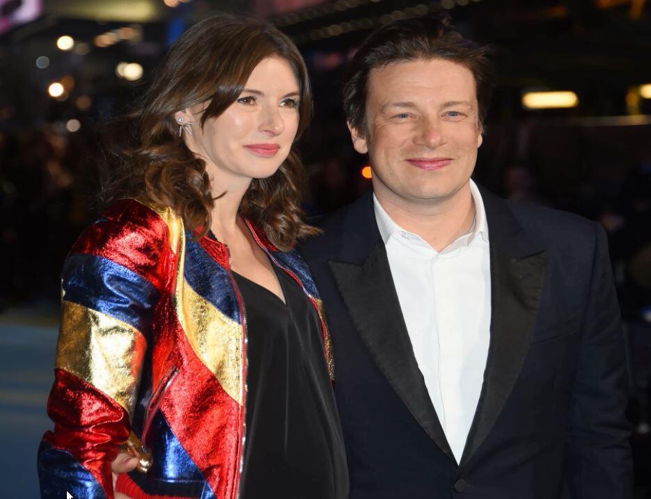 Bild zu Jamie Oliver wird wieder Vater