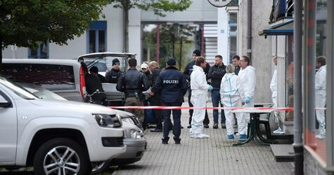 Zwei Tote nach Schießerei in Traunreut