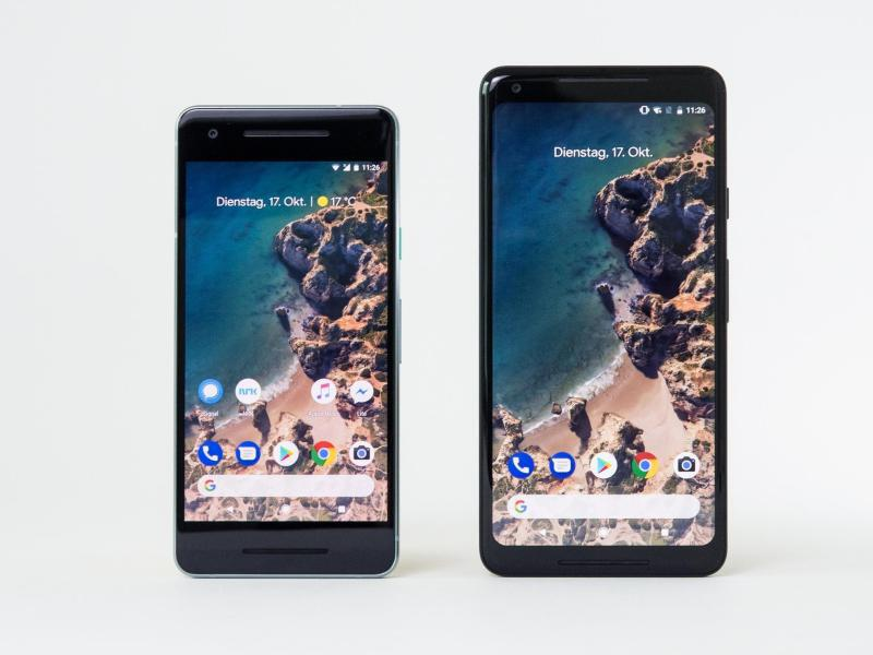 Bild zu Handys von Google