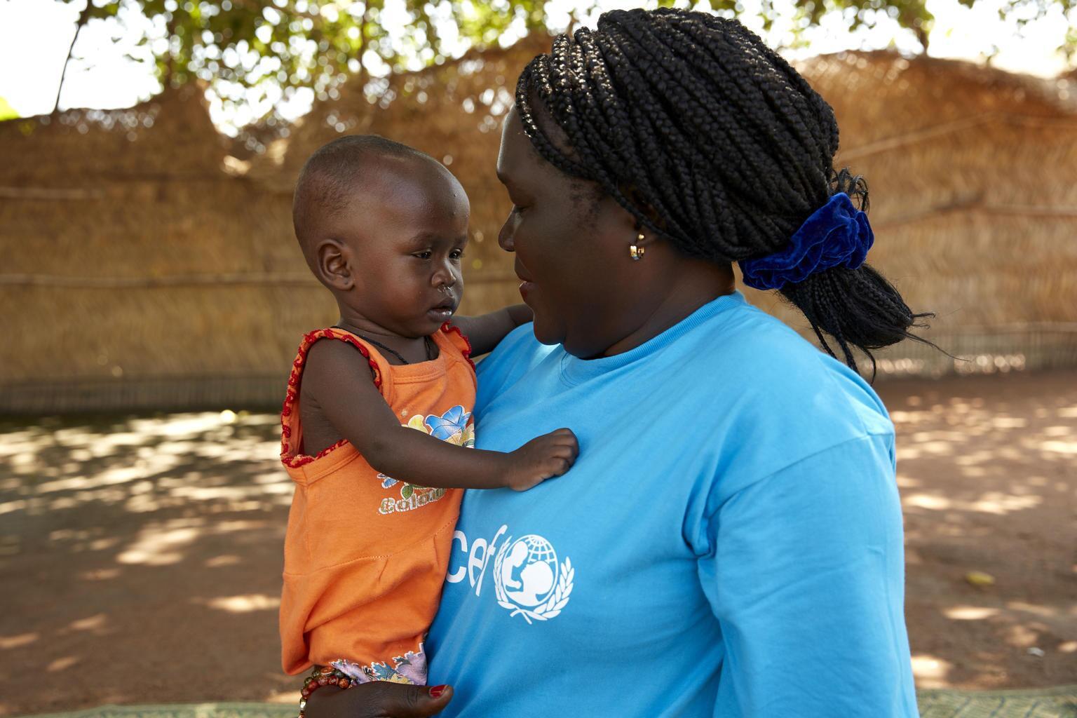Bild zu Behandlung Mangelernährung Südsudan