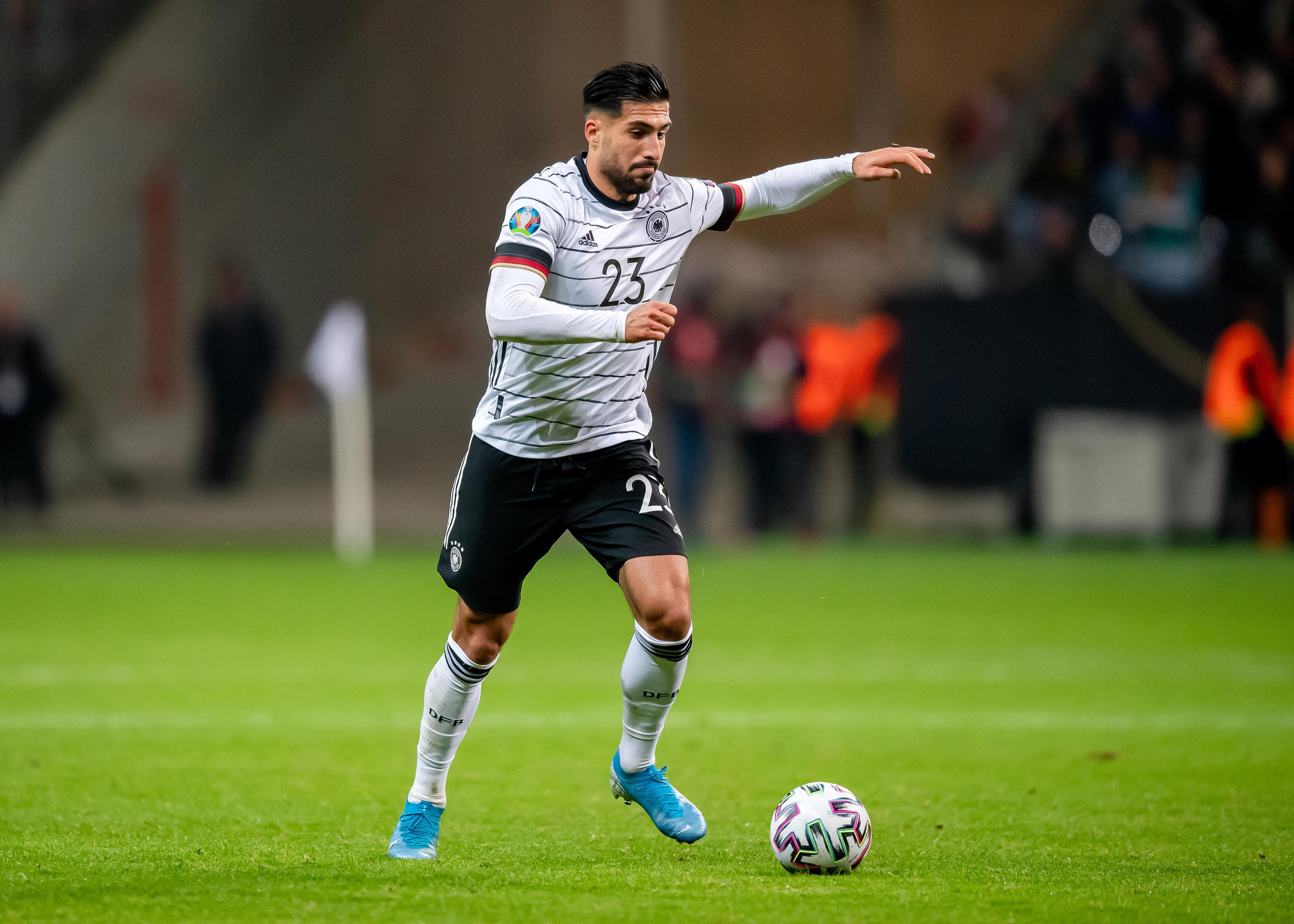 Bild zu Emre Can, Nations League