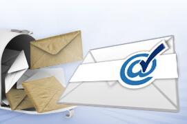 Elektronischer Briefkasten