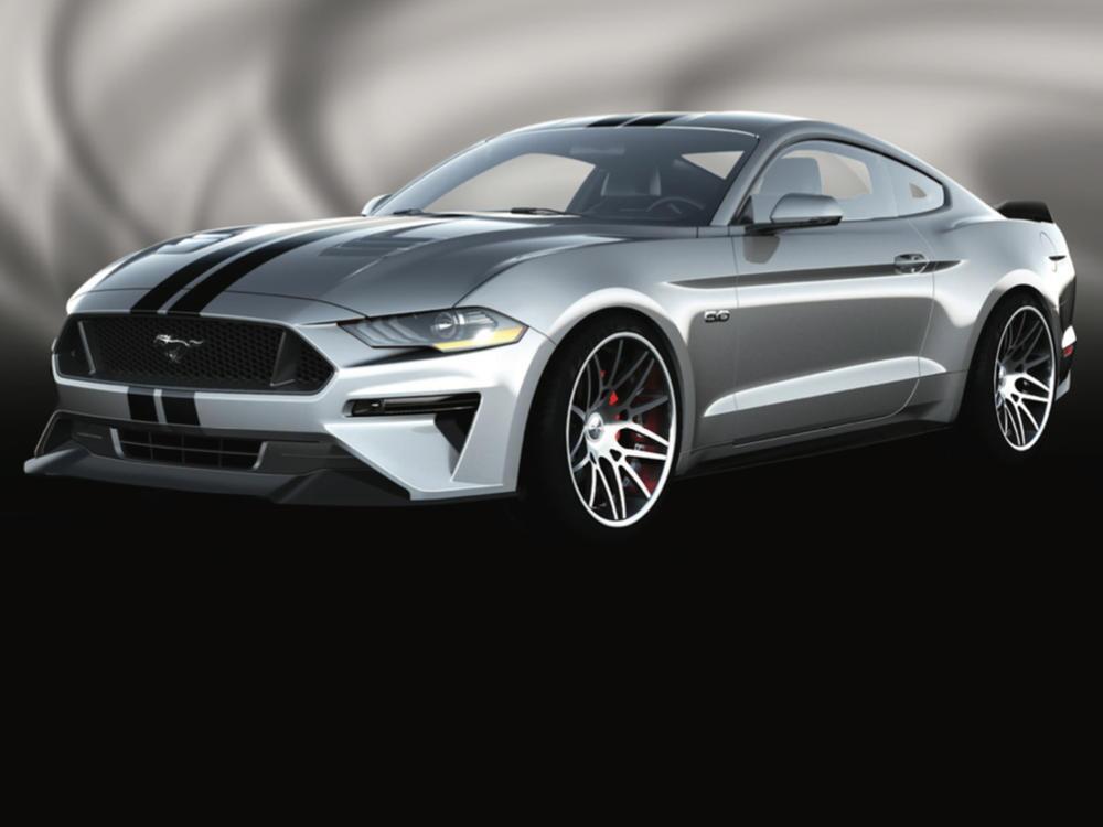Bild zu Mustang Fastback by Air Design
