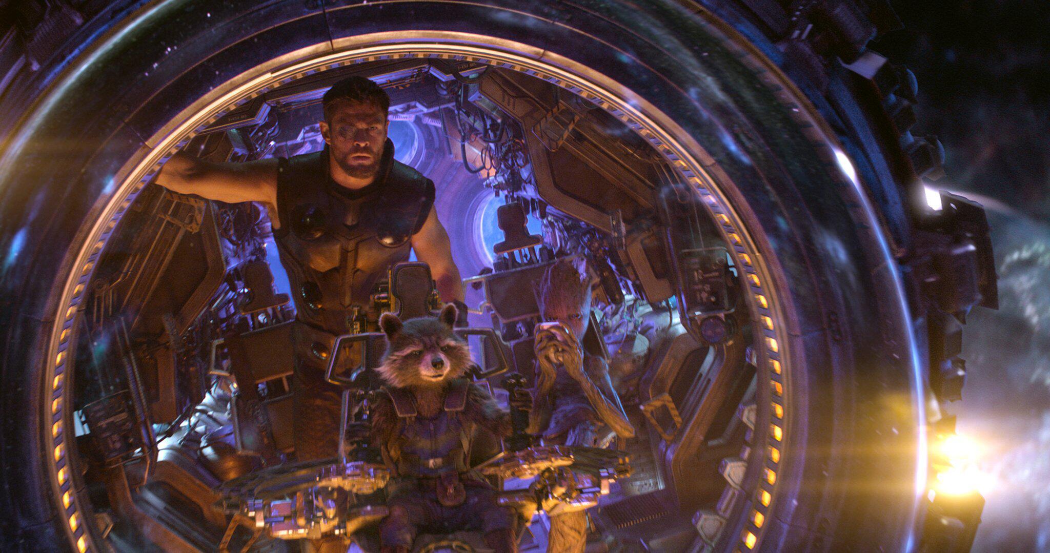"""Bild zu Kinostart - """"Avengers 3: Infinity War"""""""