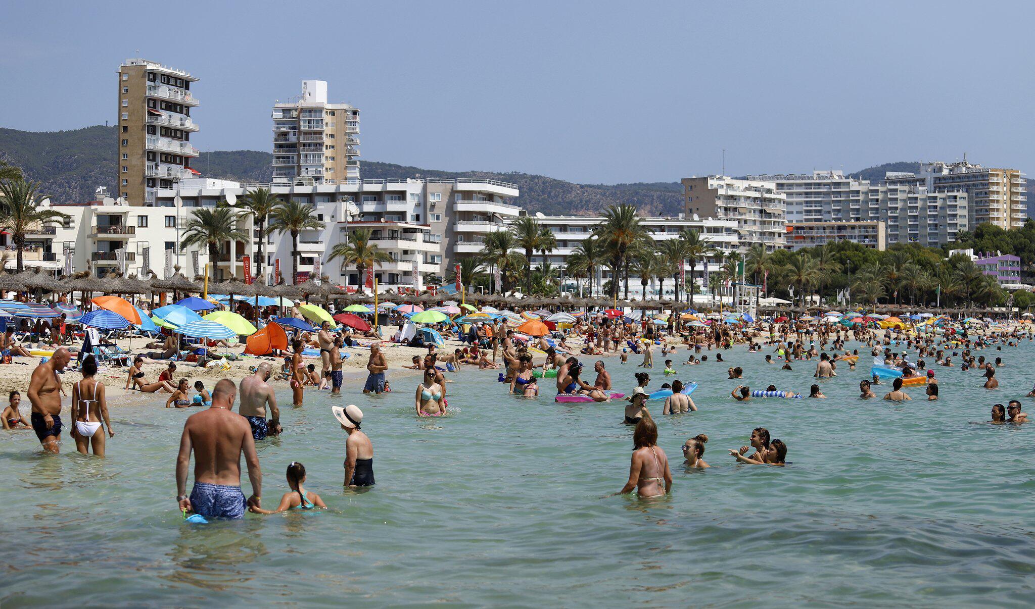 Bild zu Urlaub in Spanien
