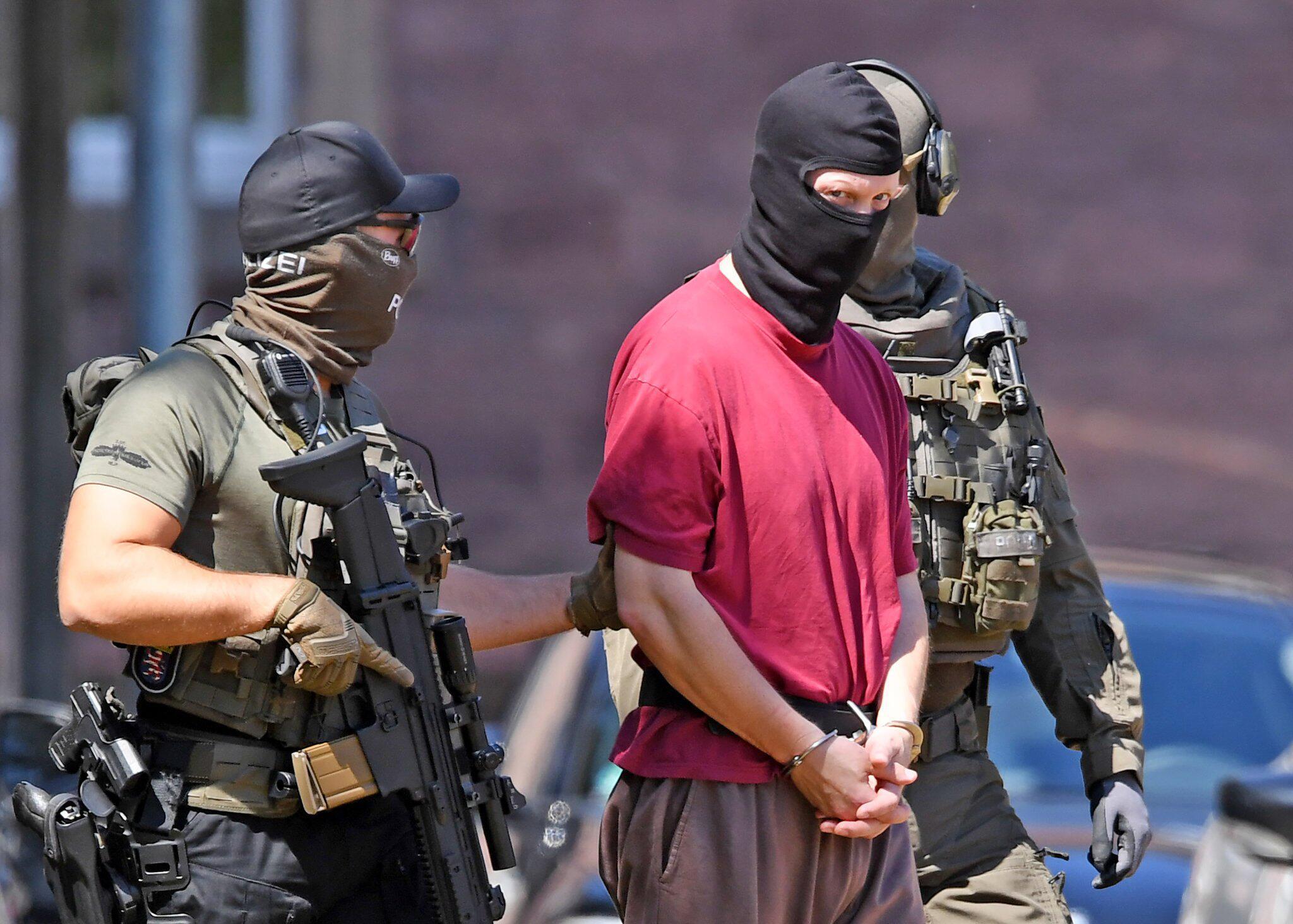 Bild zu Haftprüfungstermin im Mordfall Lübcke