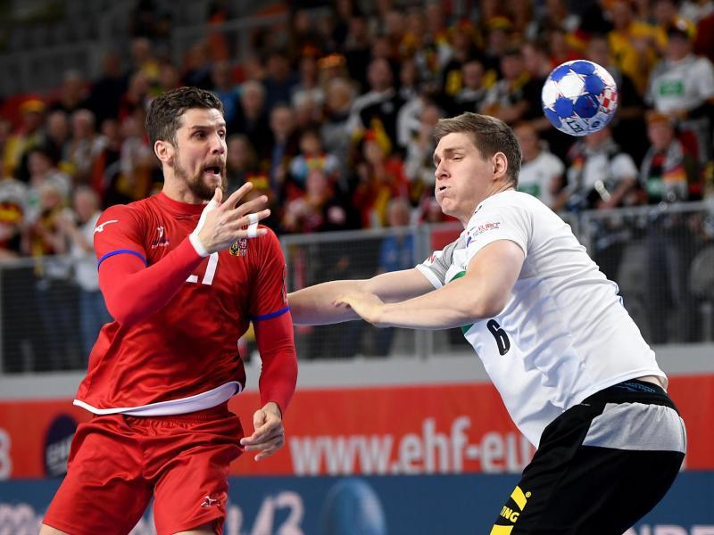 Bild zu Deutschland - Tschechien