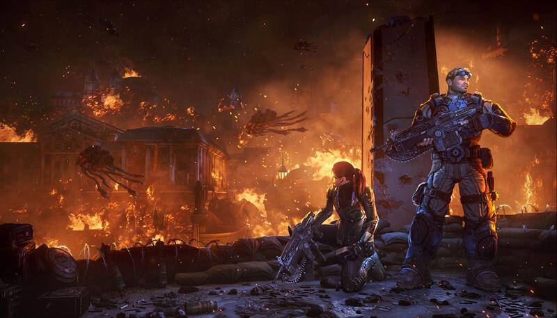 Bild zu Gears of War: Judgement