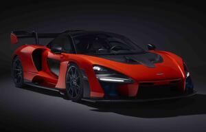 Ultimative Fahrmaschine: Der neue McLaren Senna P15 kommt auf die Straße