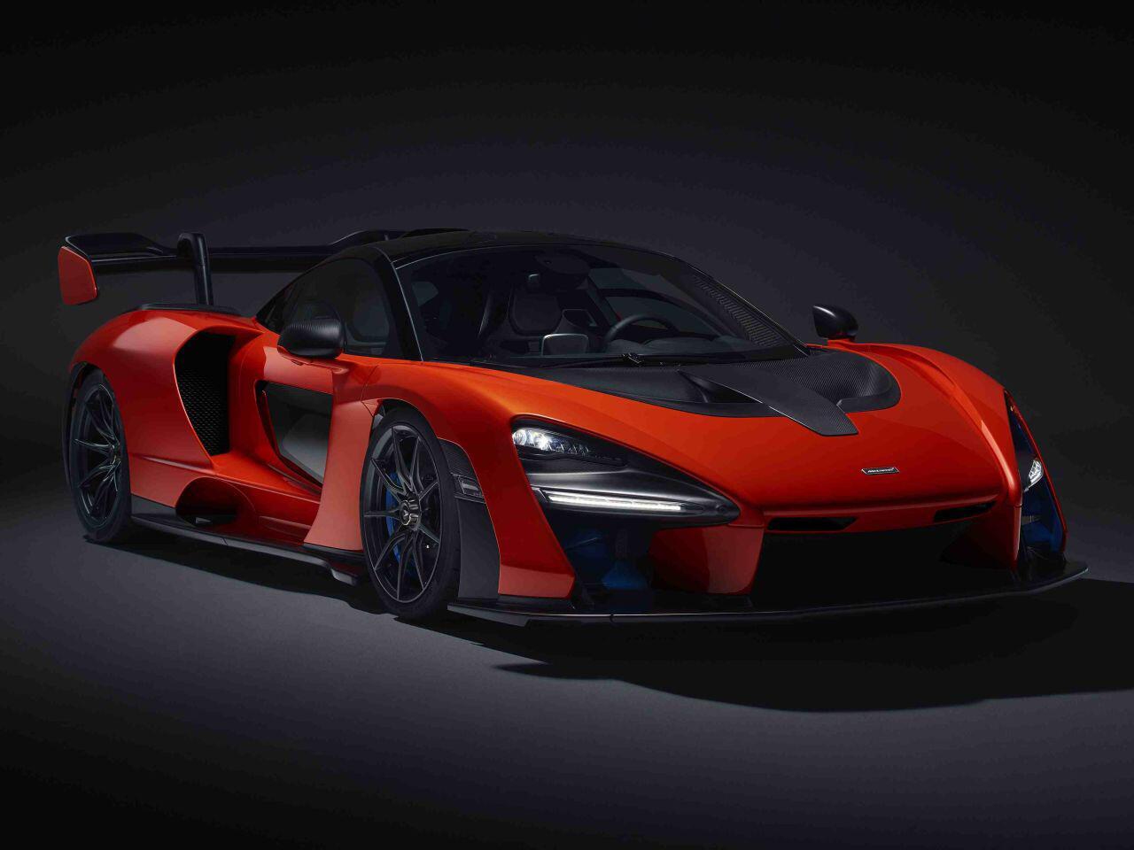 Bild zu Ultimative Fahrmaschine: Der neue McLaren Senna P15 kommt auf die Straße