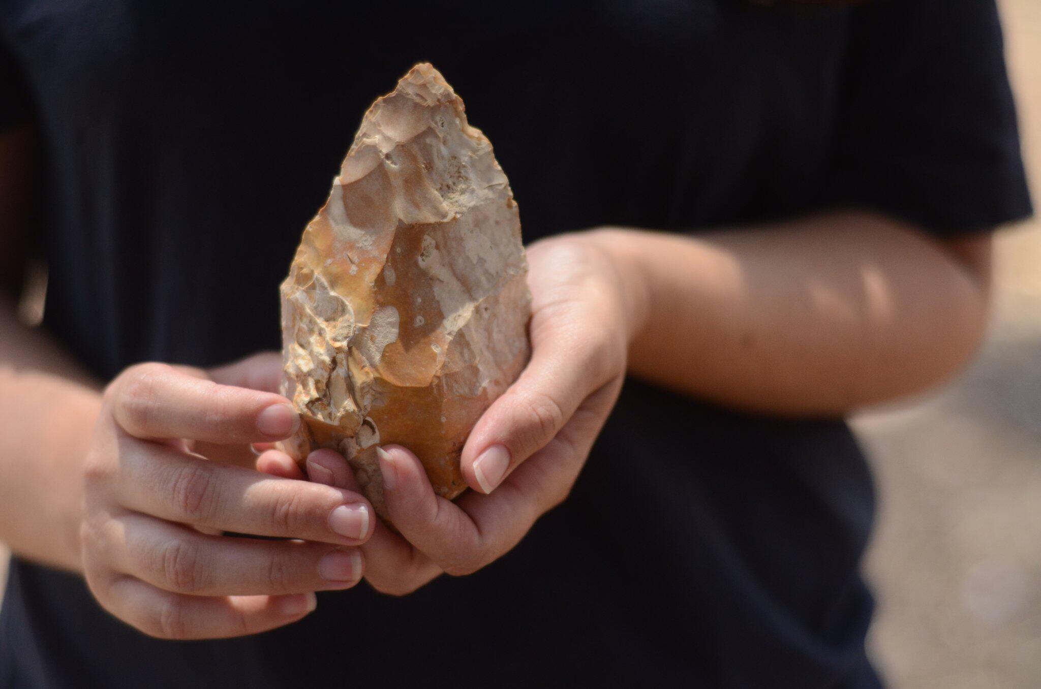 Bild zu prähistorische Stätte in Israel
