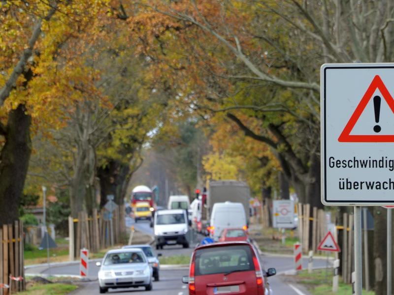 Bild zu Verkehr im Ort