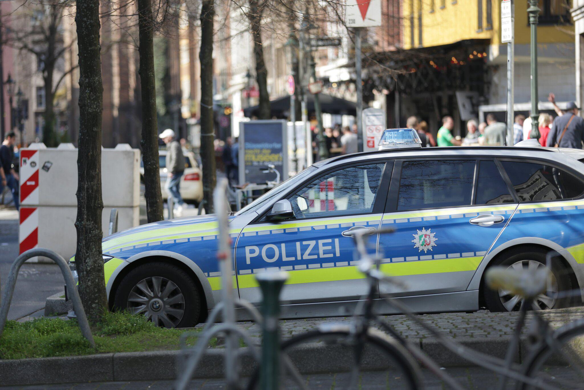 Bild zu Düsseldorf Altstadt - Polizei