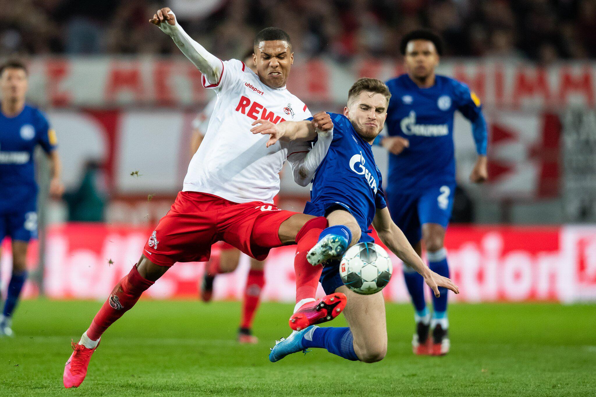 Bild zu 1. FC Köln - FC Schalke 04