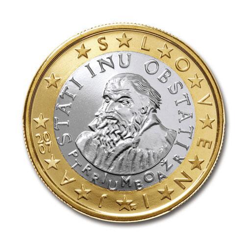 Bild zu Slowenischer Euro