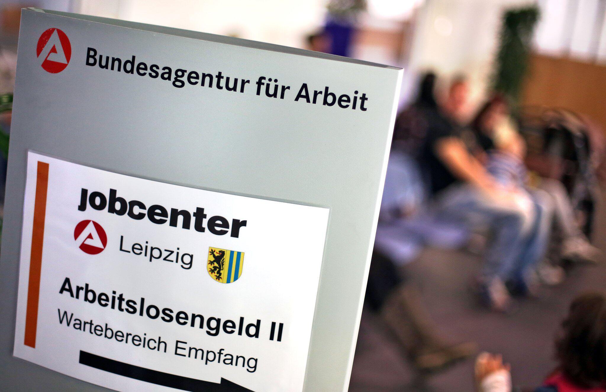 Bild zu Bekanntgabe der Arbeitsmarktzahlen Sachsen für April 2018