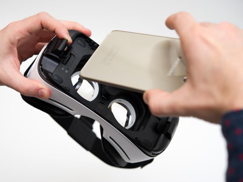 Bild zu Samsungs Gear VR