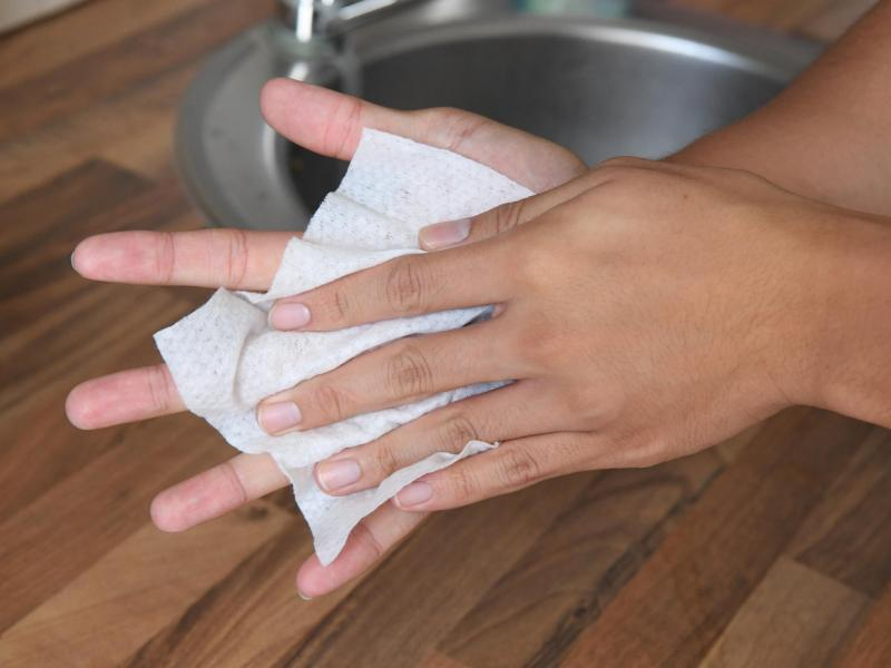 Bild zu Desinfektionsmittel für Hände