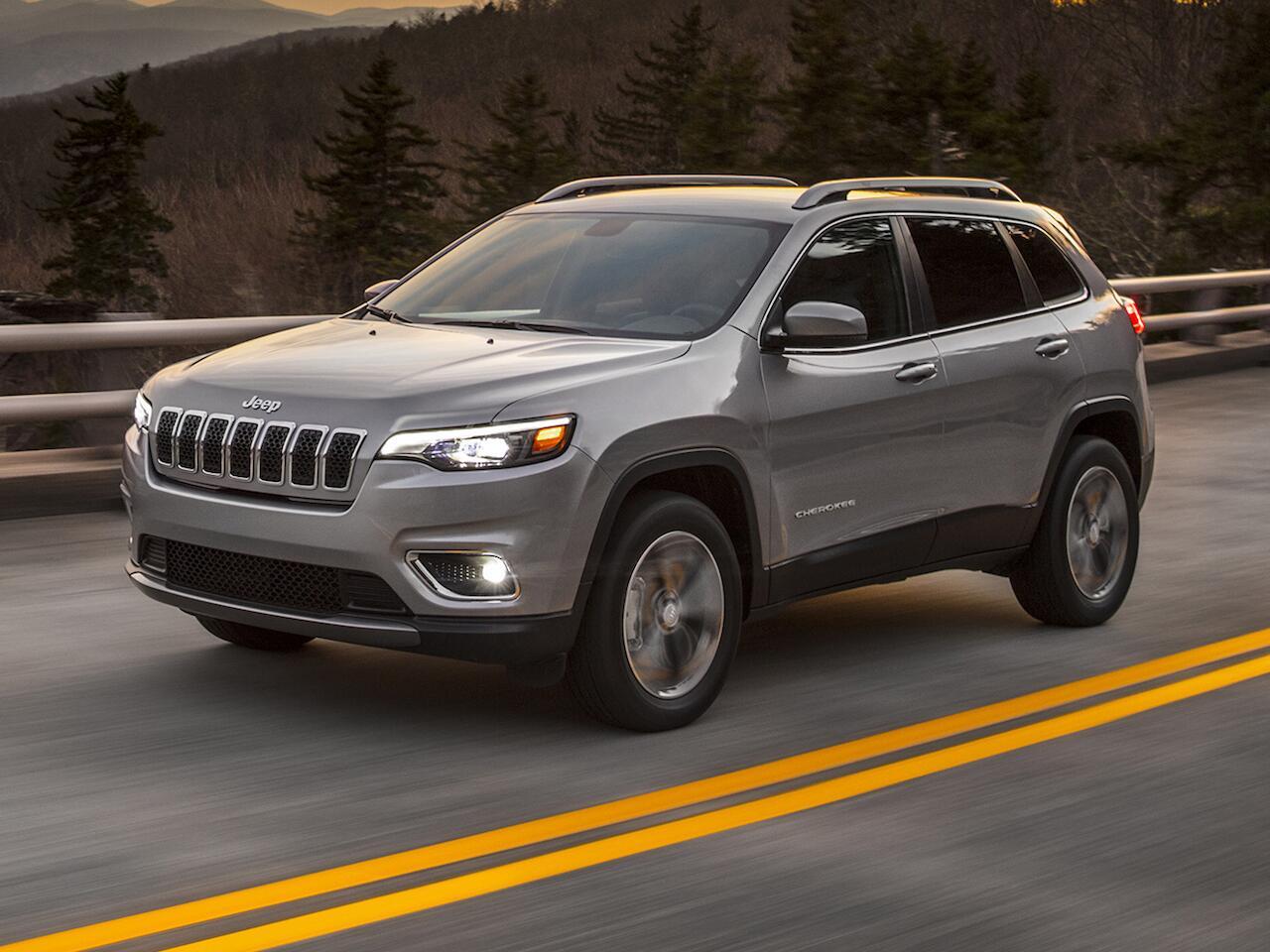 Bild zu Jeep Cherokee