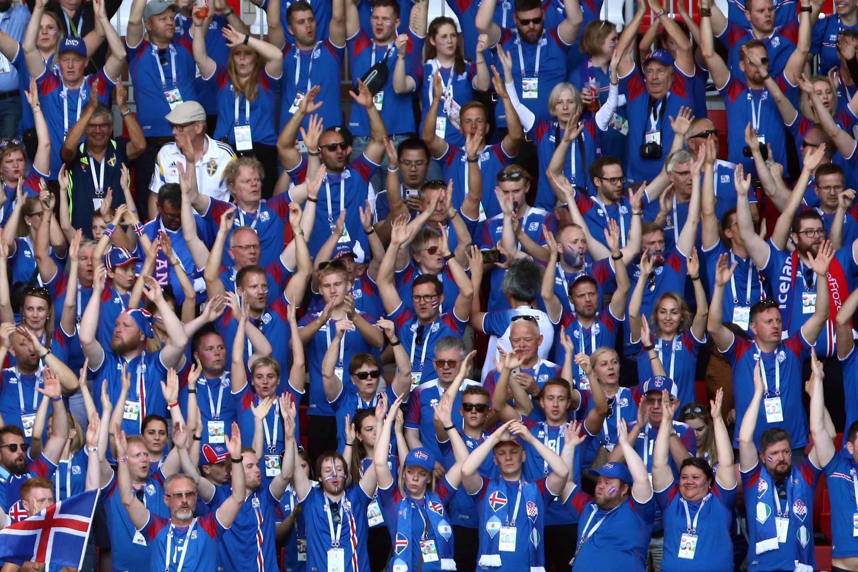 Bild zu Island, WM 2018