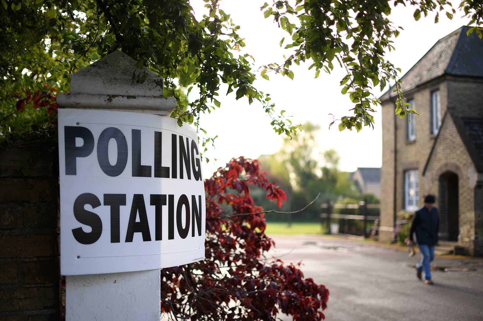 Bild zu Kommunalwahlen in Großbritannien