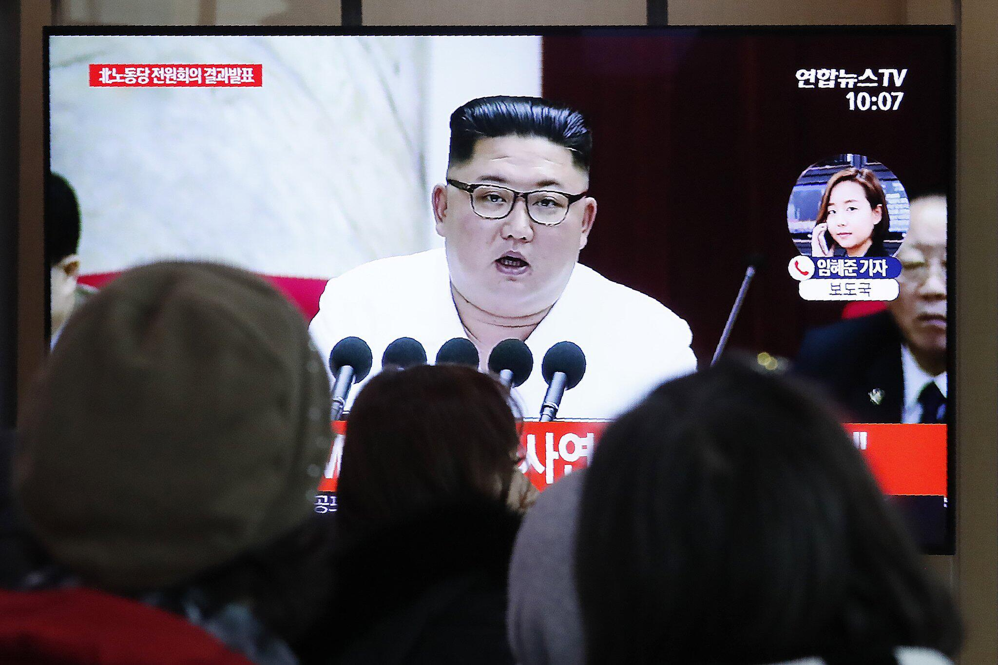 Bild zu Nordkorea will neue strategische Waffe präsentieren
