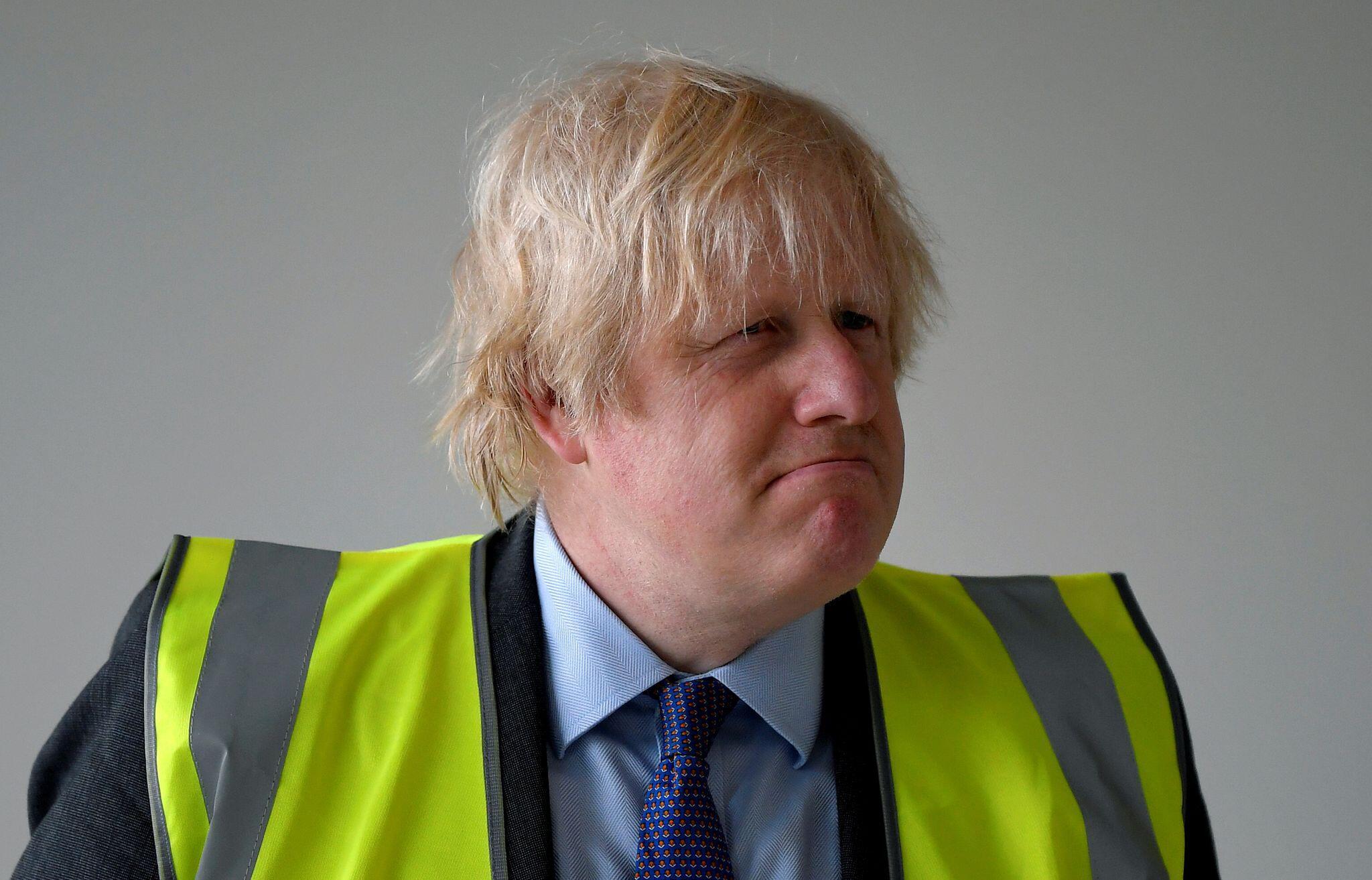 Bild zu Boris Johnson