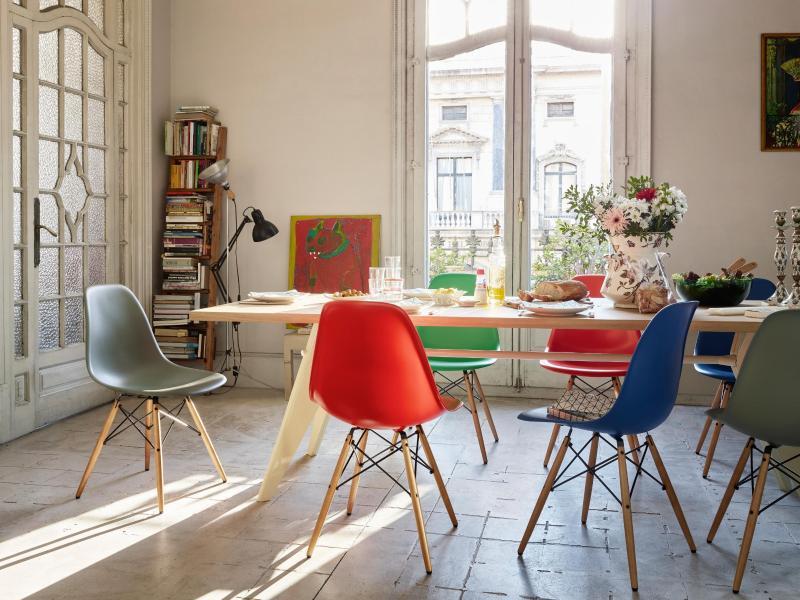 Bild zu Stühle mit Strandflair
