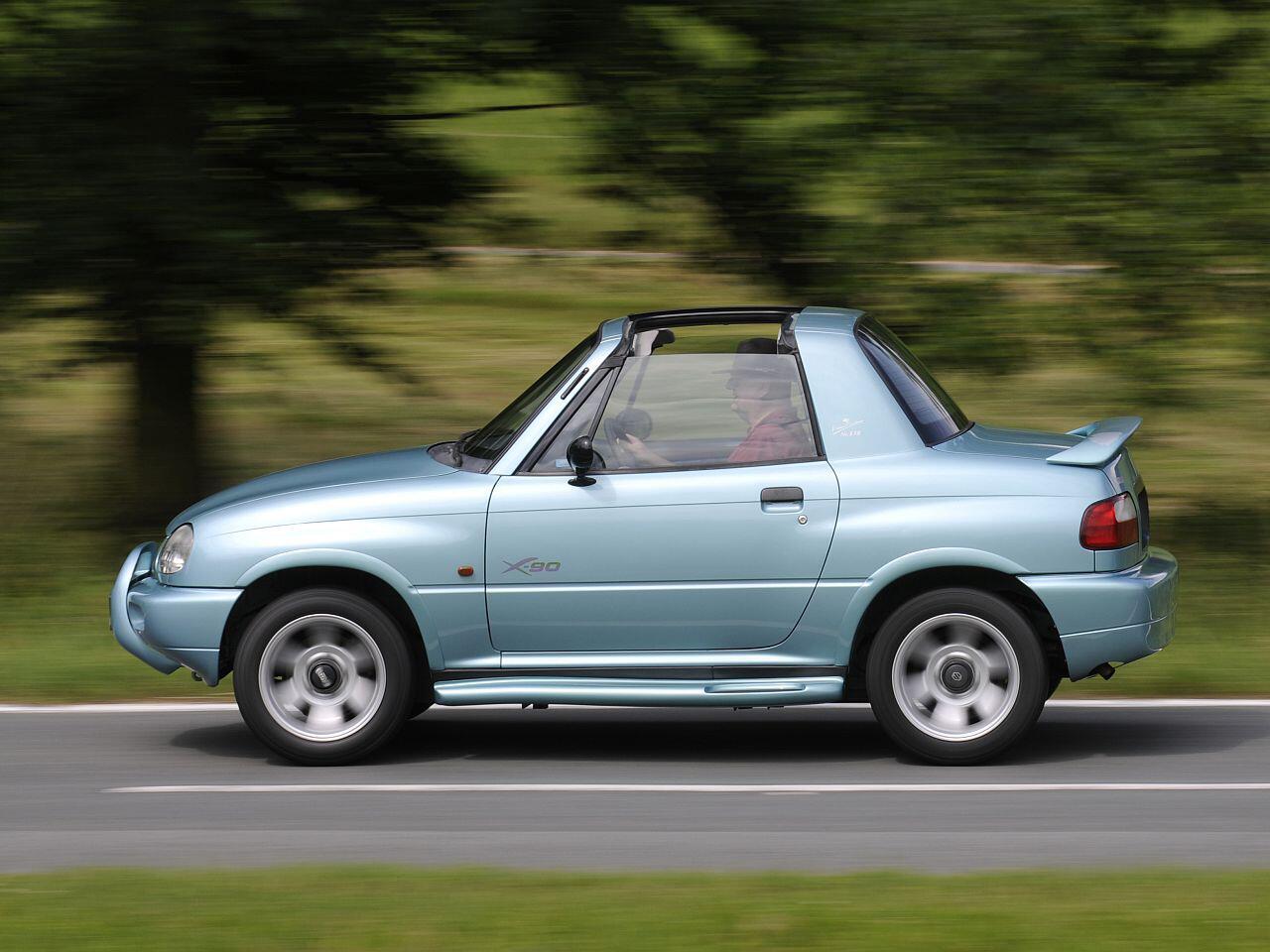 Bild zu Suzuki Vitara X-90