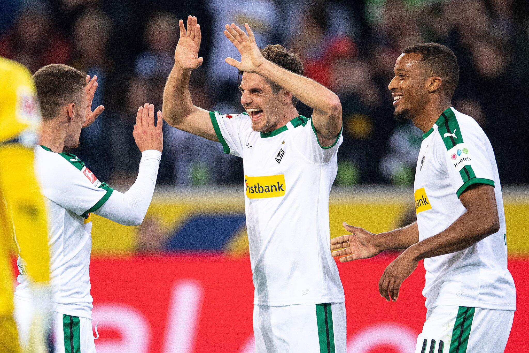 Bild zu Borussia Mönchengladbach - FSV Mainz 05