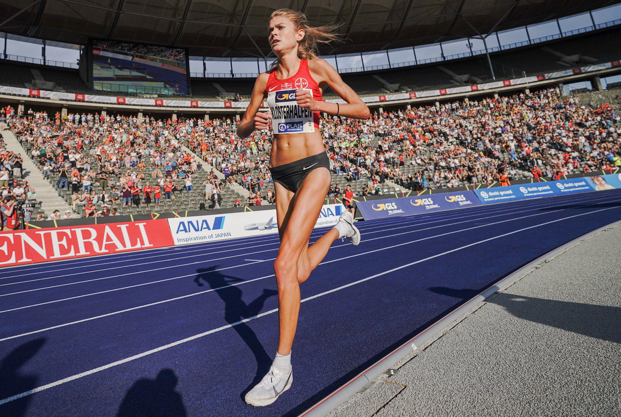 5000 M Weltrekord Frauen