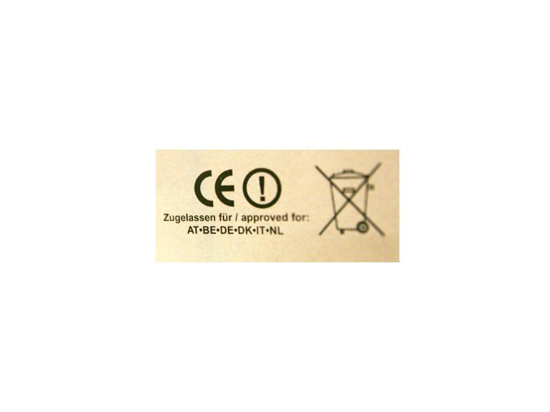 Bild zu CE-Kennzeichen
