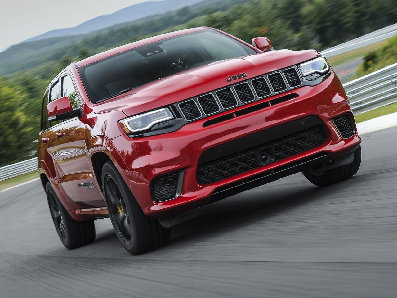 Bild zu Jeep Grand Cherokee Trackhawk